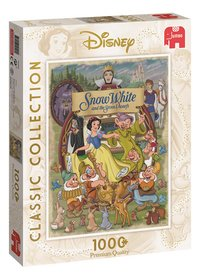 Jumbo puzzel Disney Princess Sneeuwwitje Classic Collection-Linkerzijde