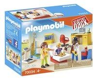 PLAYMOBIL 70034 StarterPack Cabinet de pédiatre-Côté gauche