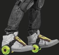 Y Volution Neon Street rollers groen-Afbeelding 1