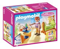 Playmobil Dollhouse 5304 Babykamer met wieg