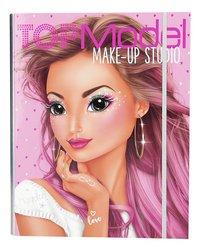 Creatiemap TOPModel Make-up Studio Hayden-Vooraanzicht