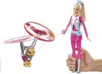 Barbie mannequinpop Star Light Avontuur met Pupcorn-Artikeldetail
