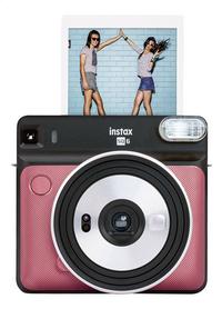 Fujifilm appareil photo instax Square SQ6 Ruby Red-Détail de l'article