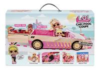 L.O.L. Surprise! Car-Pool Coupe-Achteraanzicht