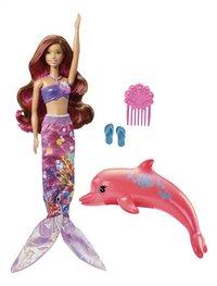 Barbie set de jeu Dauphin magique Sirène Isla