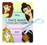 Gezichstmasker Disney Princess - 4 stuks-Vooraanzicht