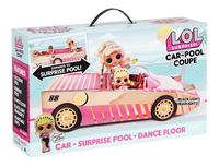 L.O.L. Surprise! Car-Pool Coupe-Linkerzijde