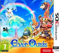 Nintendo 3DS Ever Oasis FR