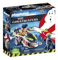 PLAYMOBIL Ghostbusters 9388 Stantz avec véhicule volant-Côté gauche