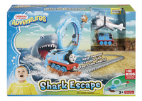 Fisher-Price Speelset Thomas & Friends Adventures Shark Escape