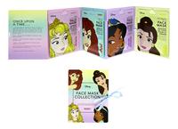 Gezichstmasker Disney Princess - 4 stuks-Artikeldetail