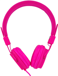 Vivitar hoofdtelefoon Neon roze