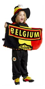 Trainingspak België zwart maat 152-Afbeelding 2