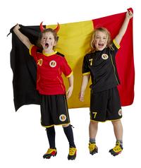 Voetbaloutfit België rood maat 140-Afbeelding 1