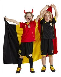 Tenue de football Belgique rouge taille 140-Image 2