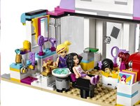 LEGO Friends 41093 Le salon de coiffure de Heartlake City-Détail de l'article