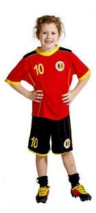 Tenue de football Belgique rouge taille 152-Détail de l'article