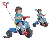 Feber tricycle Baby Trike bleu-Image 2