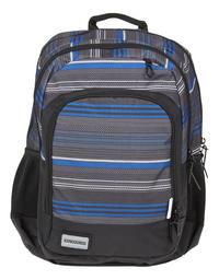 Kangourou sac à dos Stripes Blue-Avant