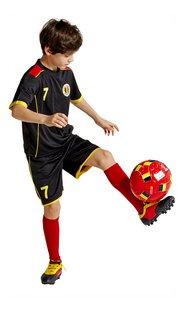Voetbaloutfit België zwart maat 104-Afbeelding 4