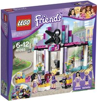 LEGO Friends 41093 Le salon de coiffure de Heartlake City-commercieel beeld