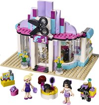 LEGO Friends 41093 Le salon de coiffure de Heartlake City-Avant