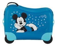 Samsonite harde reistrolley Dream Rider Disney Mickey Letters 50 cm-Vooraanzicht