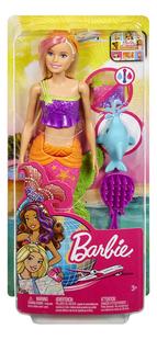 Barbie mannequinpop zeemeermin Barbie-Vooraanzicht