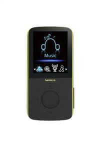 Lenco Mp4 audio/video Podo-153 4 GB lime-Artikeldetail