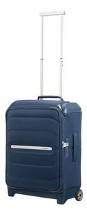 Samsonite valise souple Flux Soft Upright Navy Blue 55 cm-Image 1
