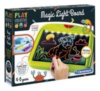 Clementoni Magic Light Board-Linkerzijde
