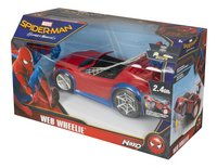 Nikko voiture RC Spider-Man Web Wheelie