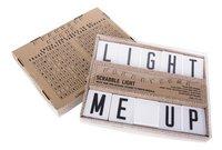 Lichtslinger lightbox Scrabble-Artikeldetail