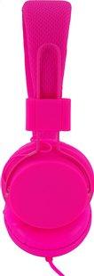 Vivitar hoofdtelefoon Neon roze-Linkerzijde