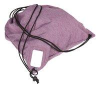 Kangourou sac de gymnastique rose-Côté droit