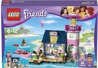 LEGO Friends 41094 Heartlake City vuurtoren-Vooraanzicht