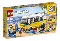 LEGO Creator 3-in-1 31079 Zonnig surferbusje-Linkerzijde