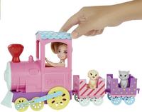 Barbie speelset Club Chelsea Magische trein-Artikeldetail