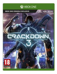 XBOX One Crackdown 3 ENG/FR