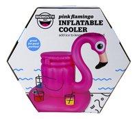 BigMouth opblaasbare ijskoeler flamingo-Vooraanzicht
