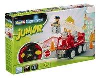 Revell auto RC Junior Brandweerwagen-Linkerzijde
