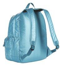 Kipling sac à dos Hahnee Metallic Blue-Arrière