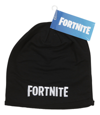 Bonnet Fortnite noir-Avant