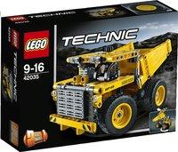LEGO Technic 42035 Mijnbouwtruck