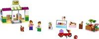 LEGO Juniors 10684 Supermarkt koffer-Vooraanzicht