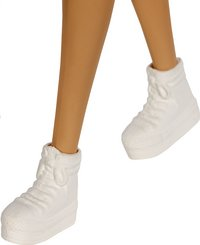 Barbie mannequinpop Fashionistas Original 107 - Malibu Camo-Onderkant