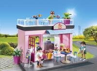 PLAYMOBIL City Life 70015 Salon de thé-Image 1