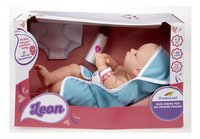 DreamLand pop Pasgeboren baby Leon-Vooraanzicht