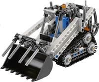 LEGO Technic 42032 Compacte graafmachine met rupsbanden-Vooraanzicht