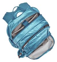 Kipling sac à dos Hahnee Metallic Blue-Détail de l'article